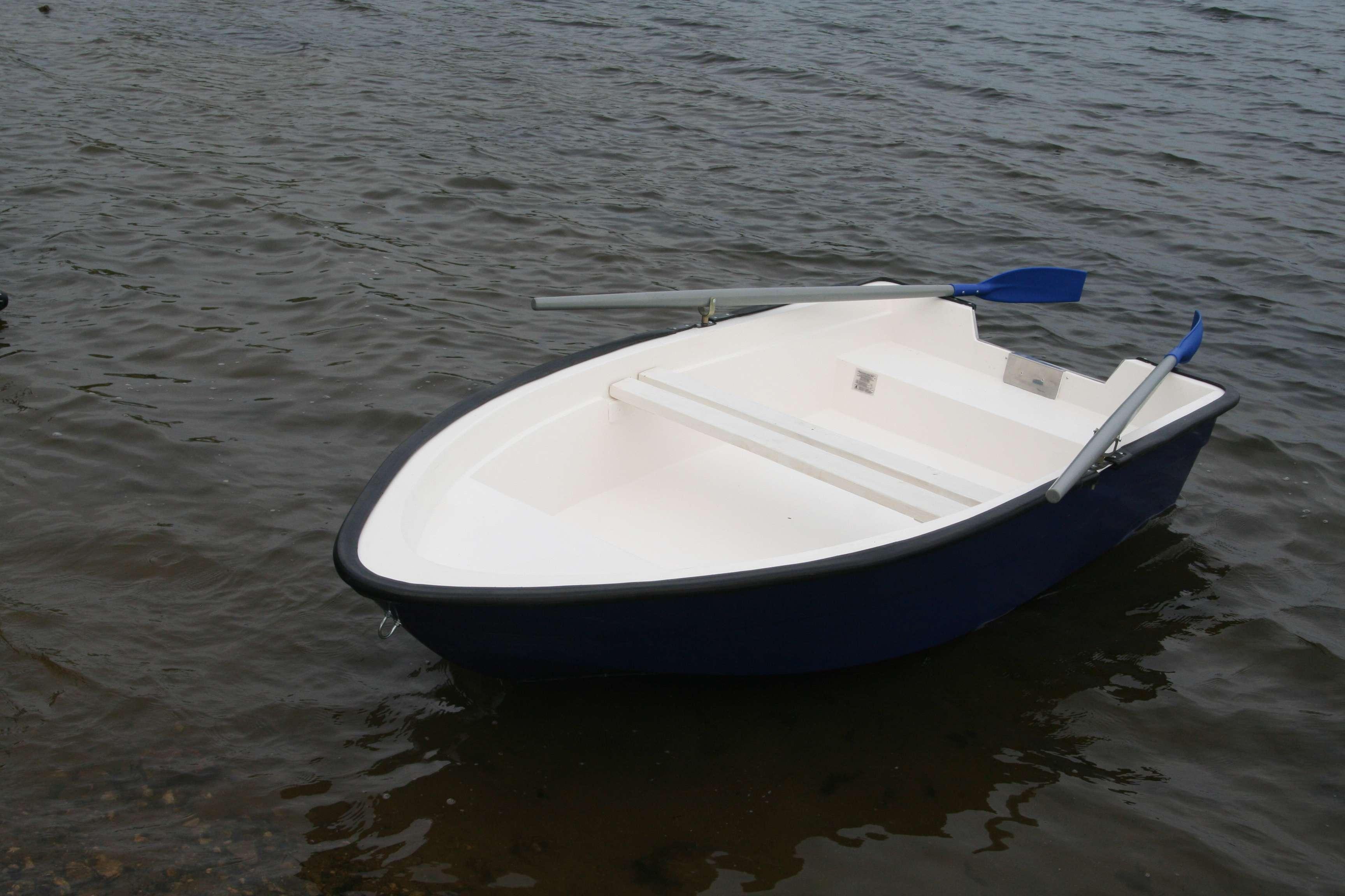 Характеристики лодки